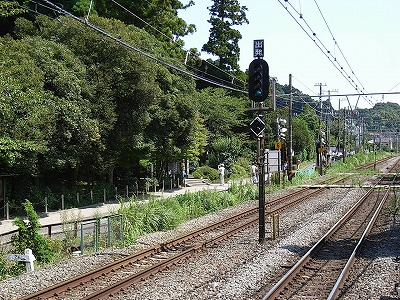 横須賀線北鎌倉